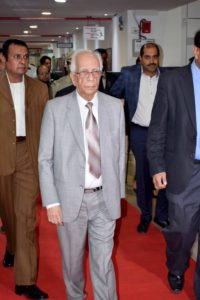 His Excellency Keshari Nath Tripathi